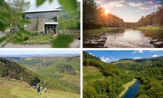 Cwmcarn Forest named among country's best green spaces