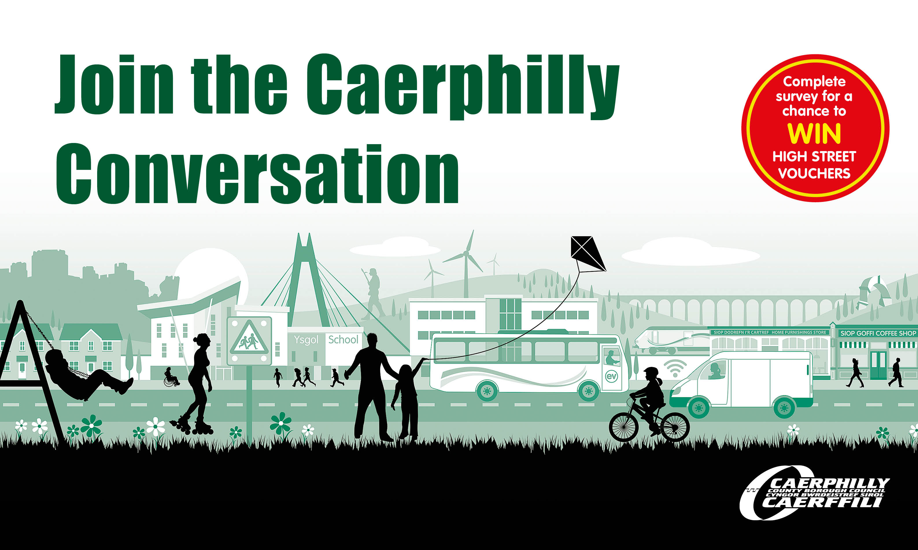 Join the Caerphilly Conversation