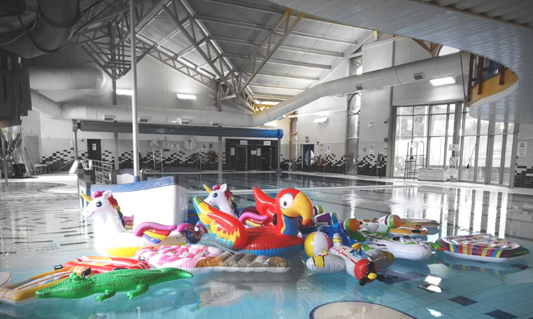 Caerphilly's leisure centres to reopen on a phased basis