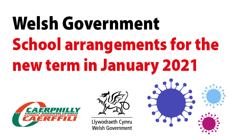 School arrangements for the new term in January 2021