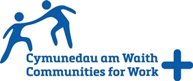 Communities for Work+ Logo