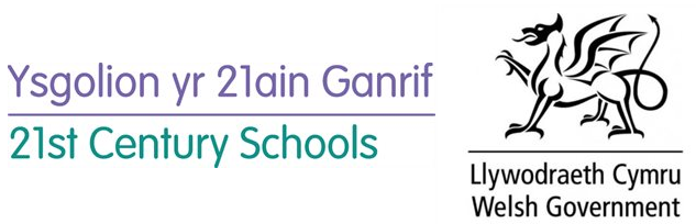 21st Century Schools - Welsh Government Logo